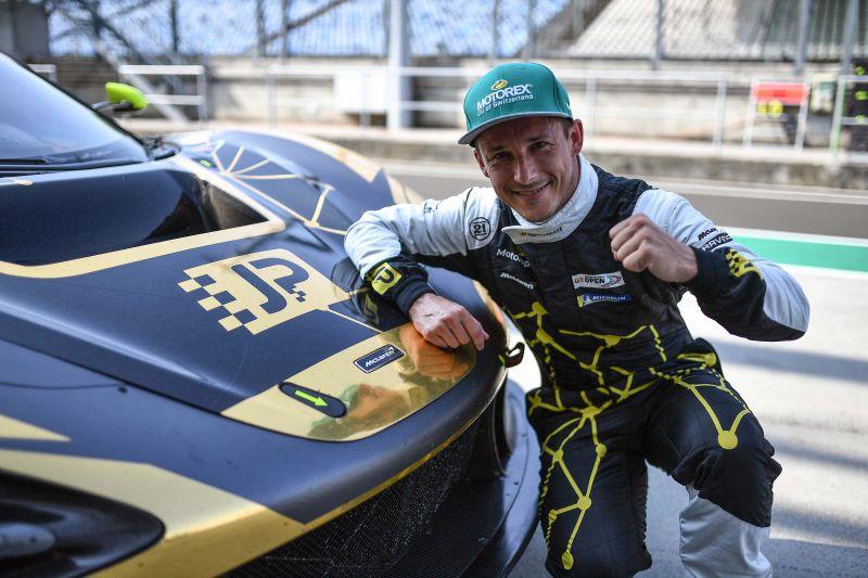 Erste Pole des Jahres für Christian Klien (JP Motorsport)