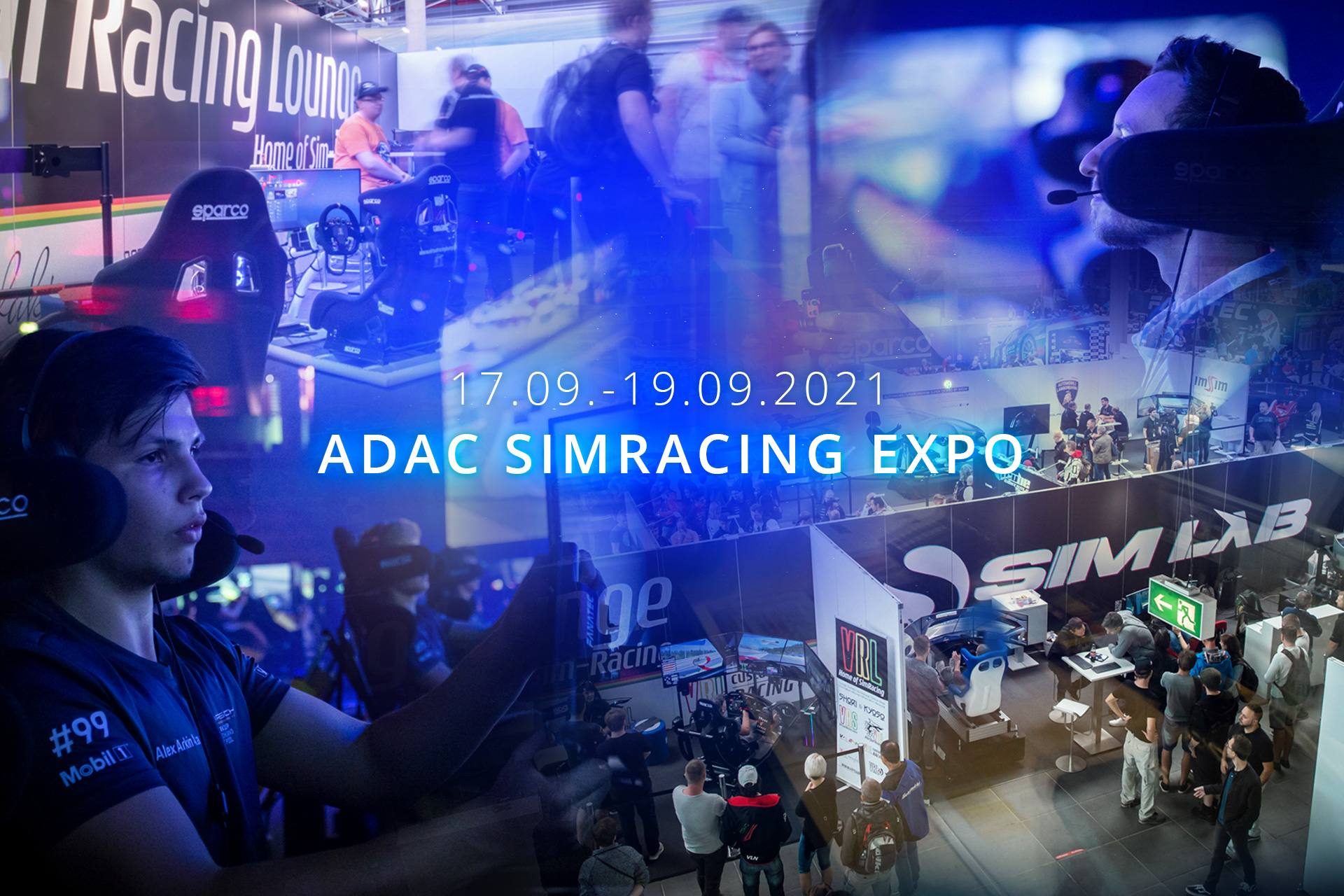 ADAC SimRacing Expo kehrt zurück zum Nürburgring