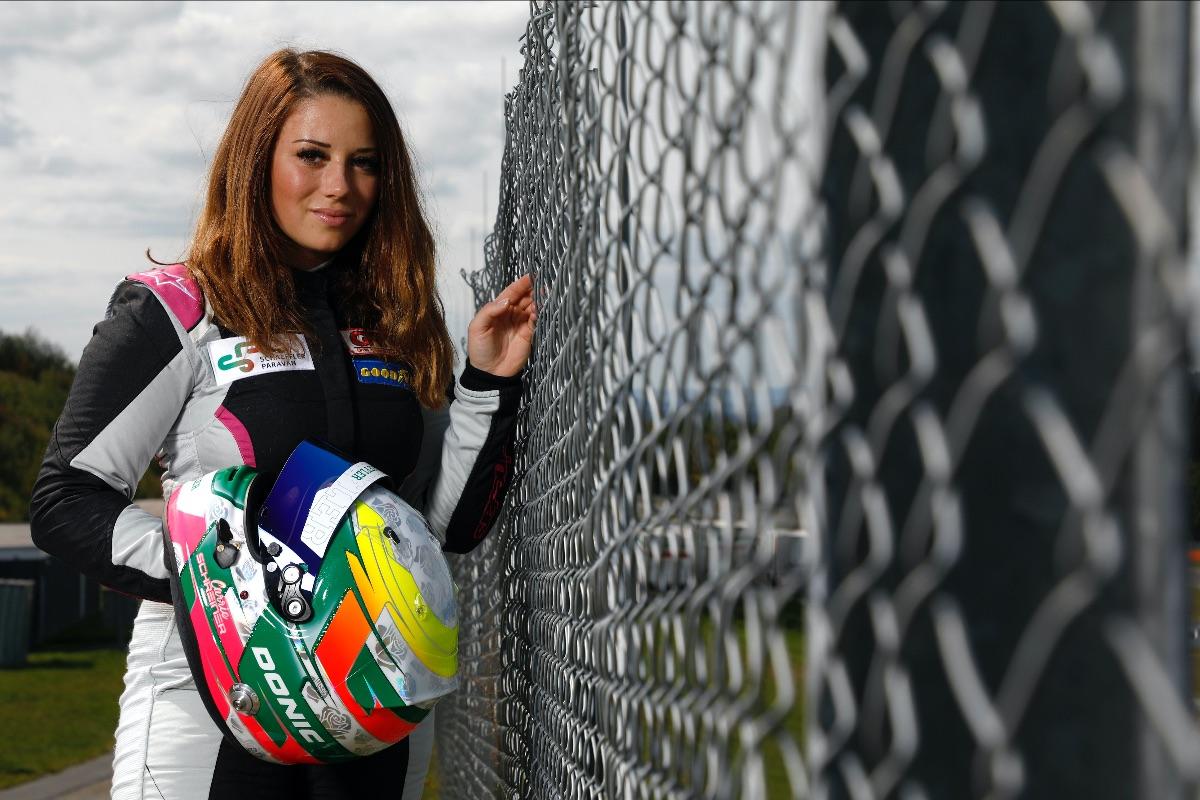 Carrie Schreiner auch 2021 im GTC Race am Start