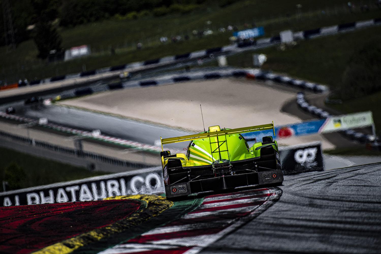 Inter Europol Competition mit verändertem Line-Up nach Monza