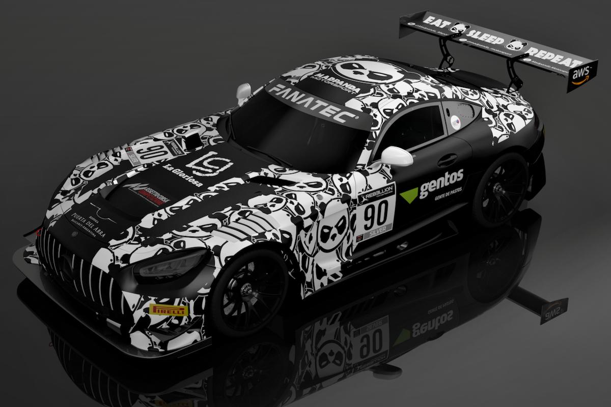 Madpanda Motorsport bestätigt Rückkehr zur GT World Challenge Europe für 2021