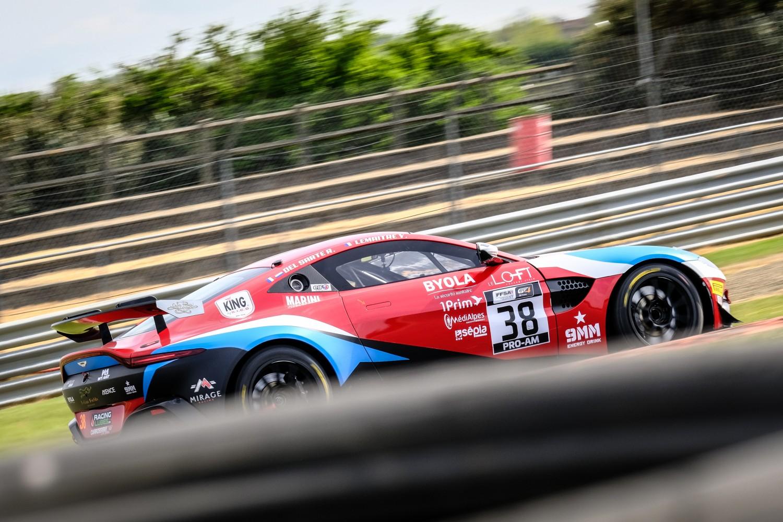 Mirage Racing startet mit Aston Martin in der europäischen GT4-Serie