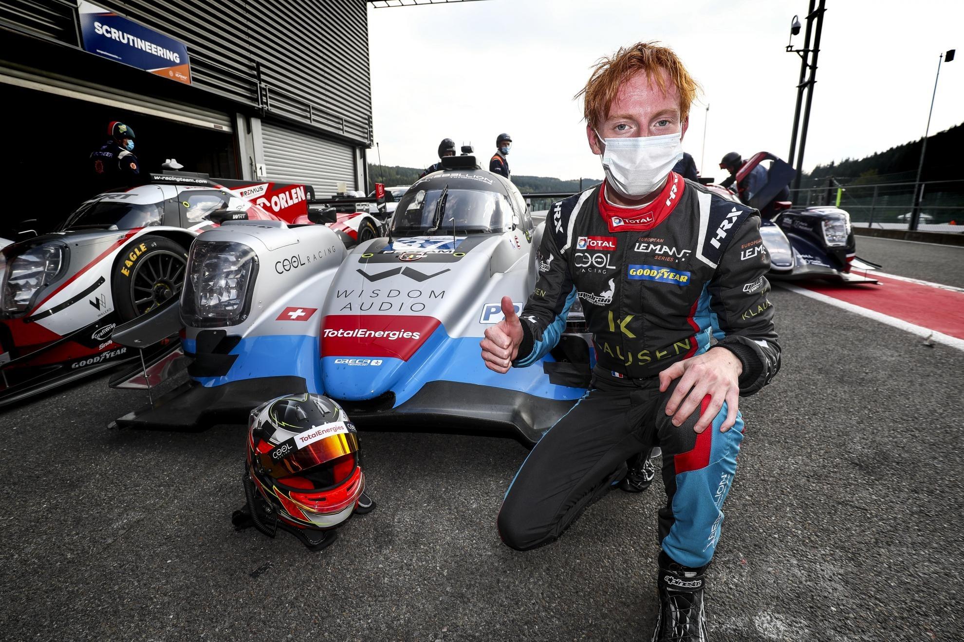 COOL Racing sichert sich die erste Pole-Position dieser ELMS Saison