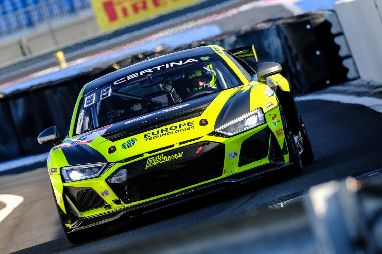 Team Fullmotorsport mit zweitem Eintrag für die europäische GT4-Serie 2021