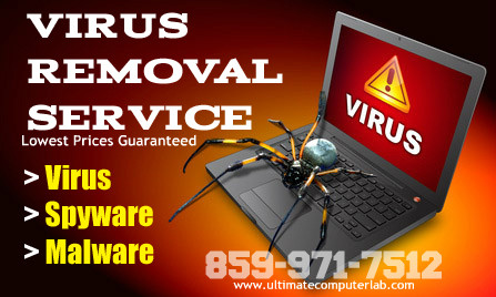 Virus Removal Service , Lexington, KY