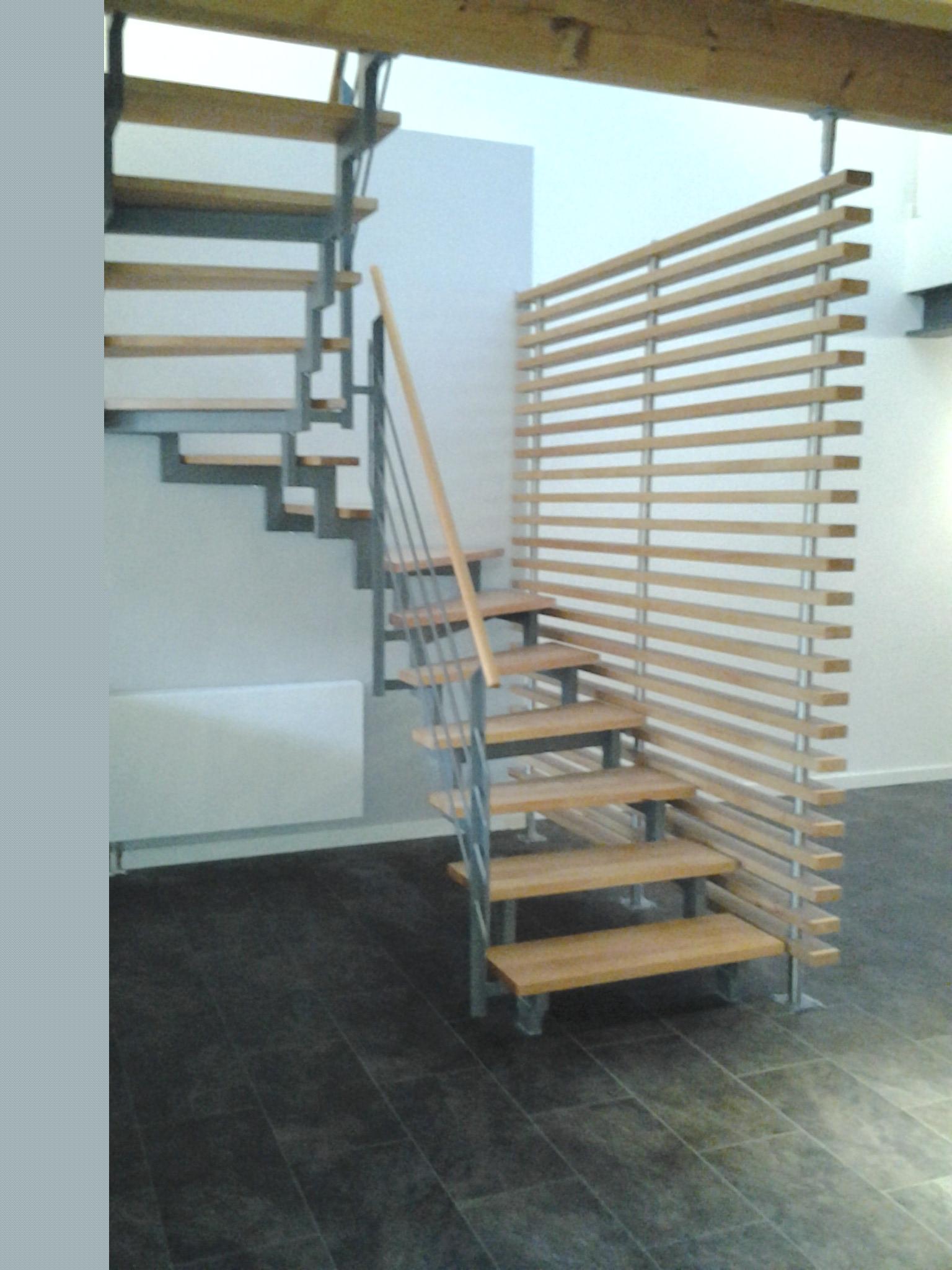 Seitenverkleidung für Treppe