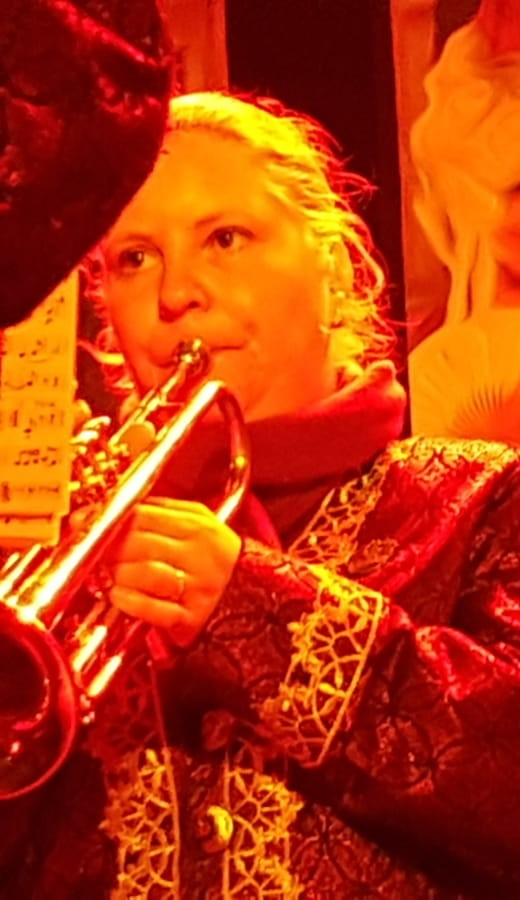 Rianne Peters; Trompet