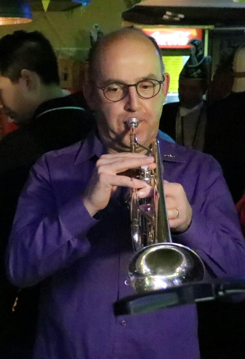 Geert Trines: Trompet