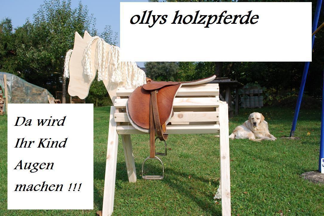 shop * - ollys-holzpferde webseite!