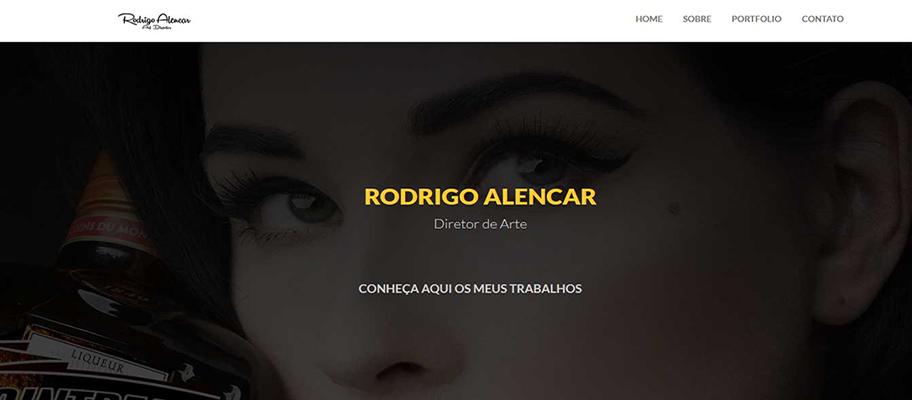 Portfolio Rodrigo Alencar