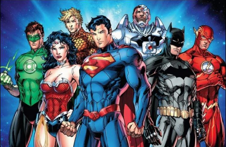 Liga da justiça - Super heróis e lições para empreendedores, startups