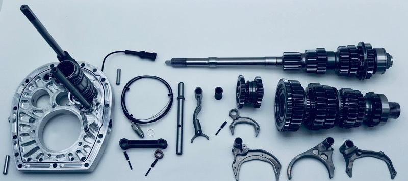 GP X Shift Gearbox - GP Performance Engineering