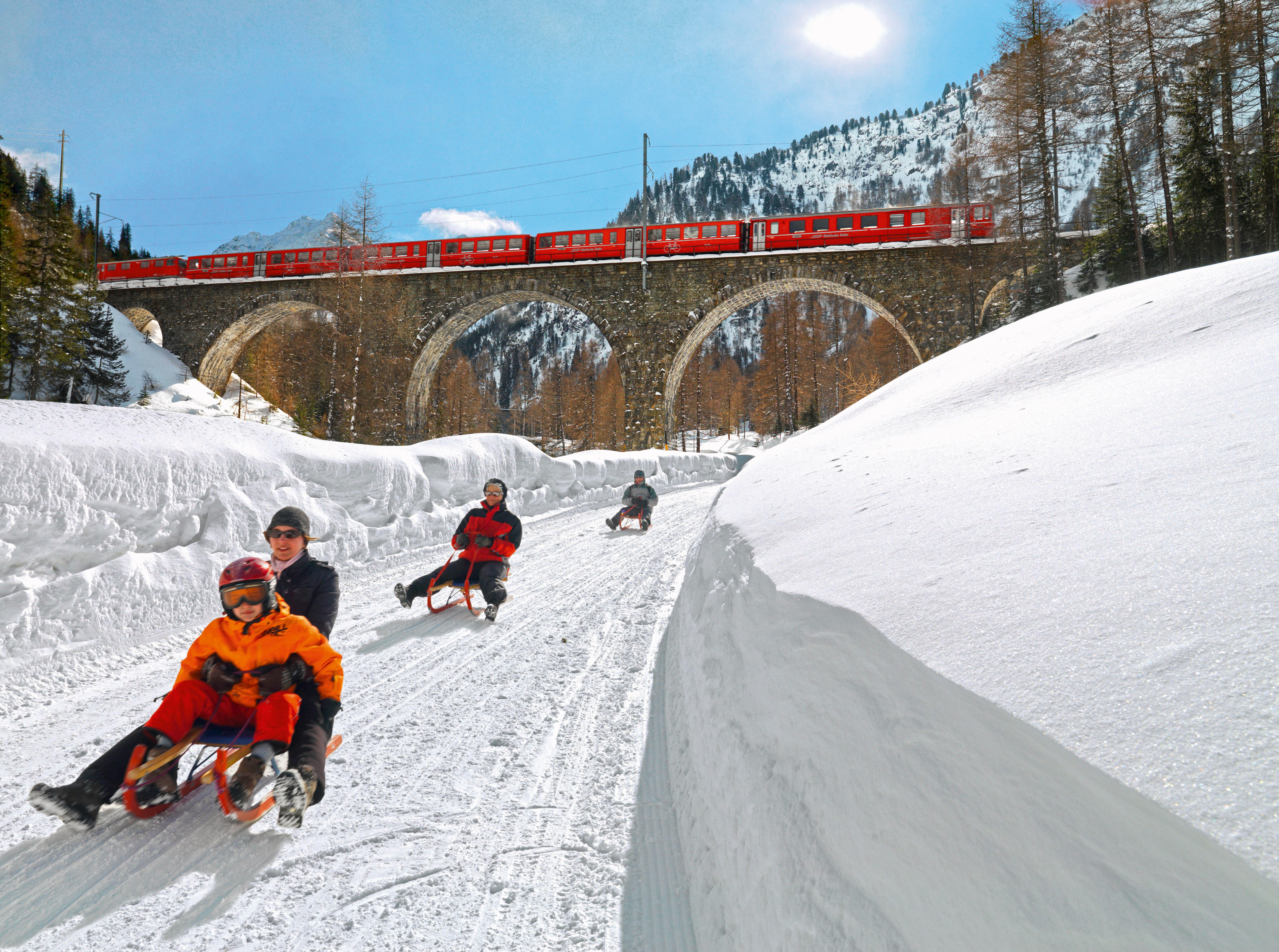 ©Rhätische Bahn, Peter Fuchs