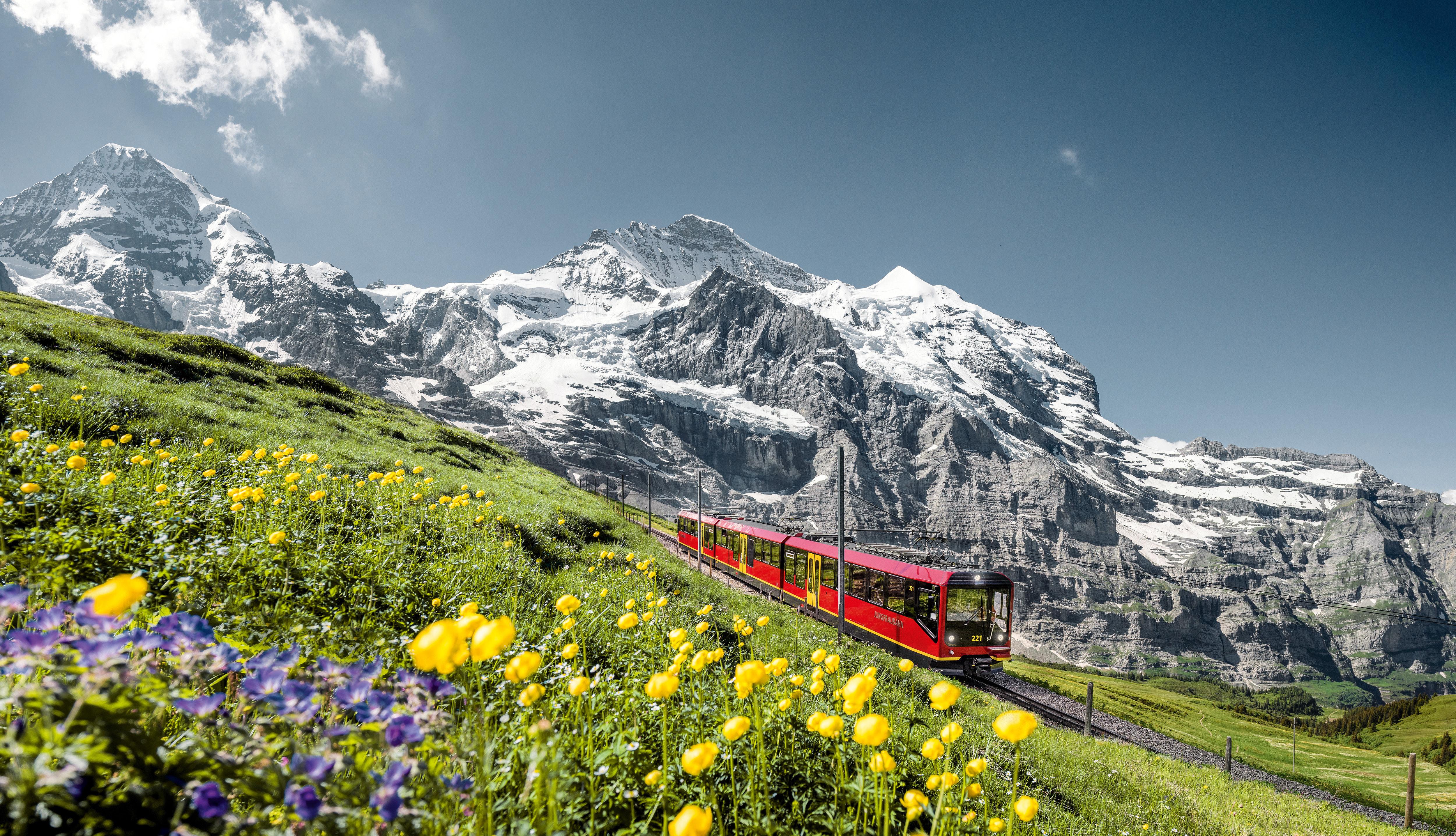 ©Jungfraubahnen