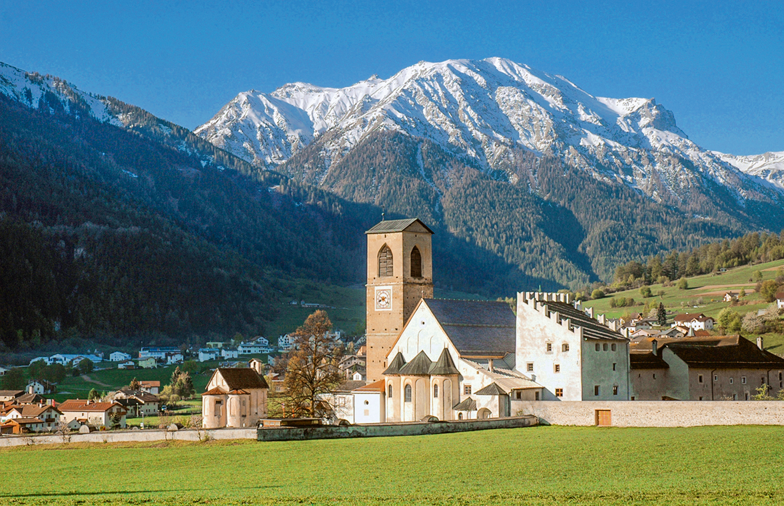 ©Stiftung Pro Kloster St. Johann