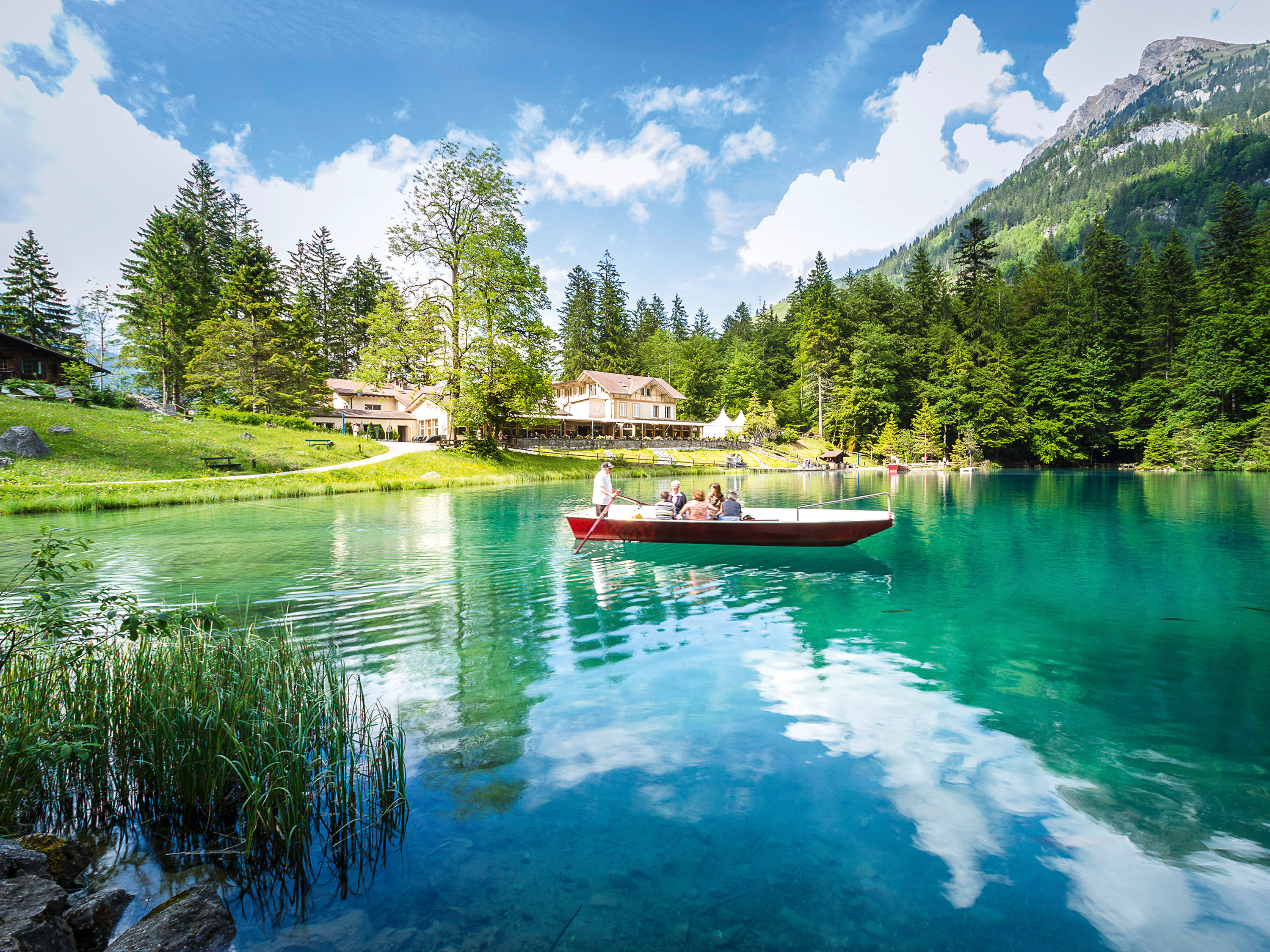 ©Hotel-Blausee