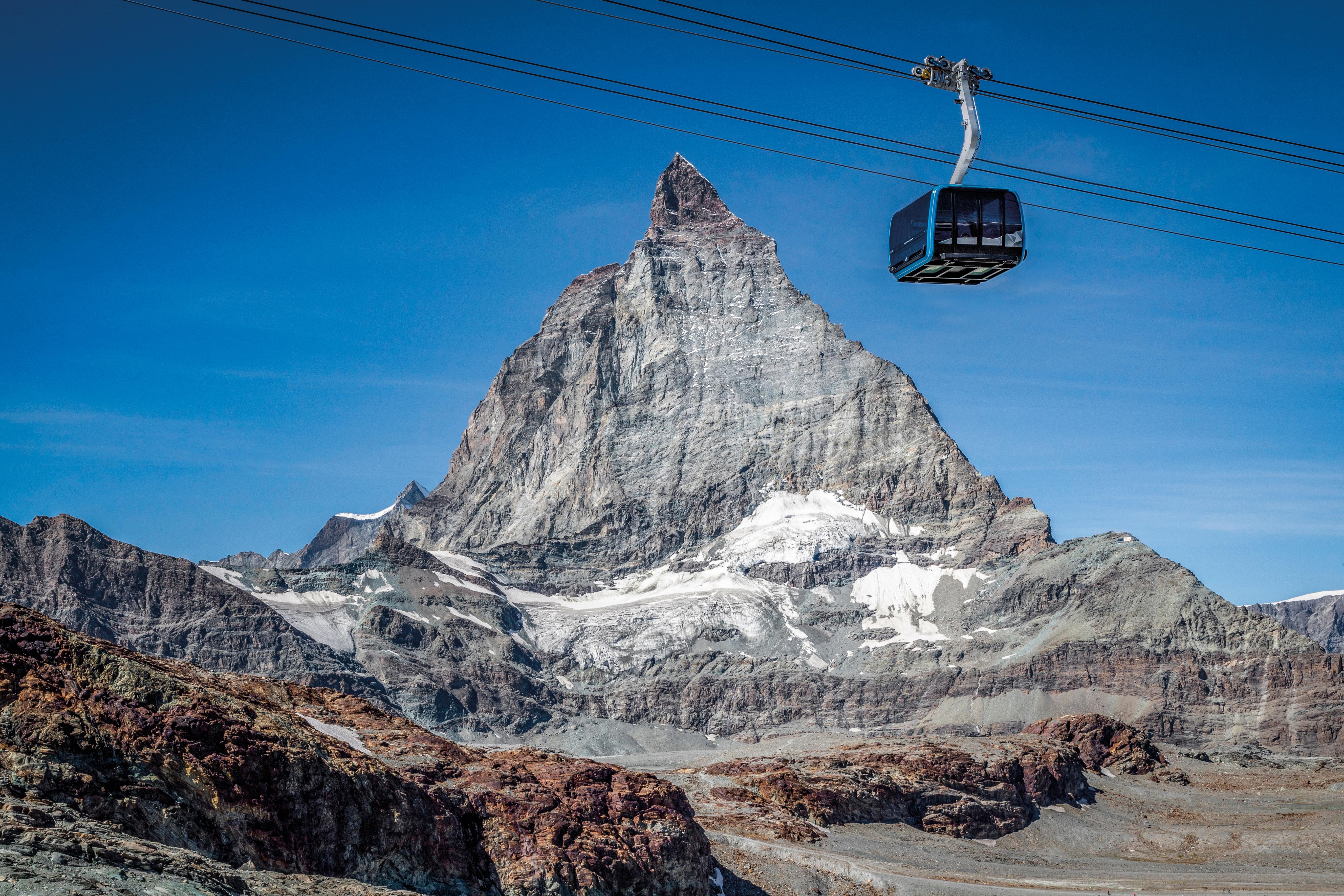 ©Zermatt Bergbahnen