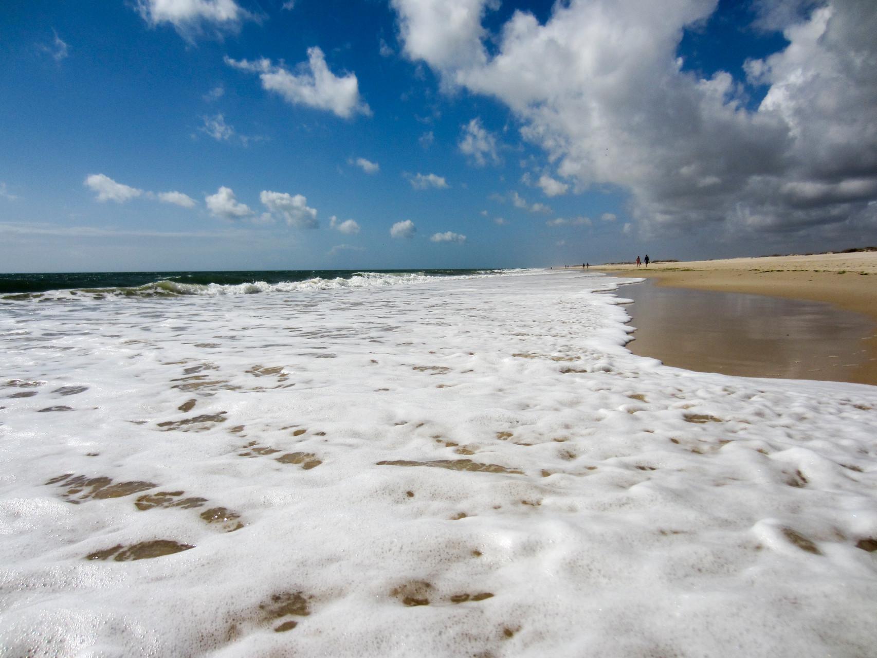 Strand: Ilha de Tavira