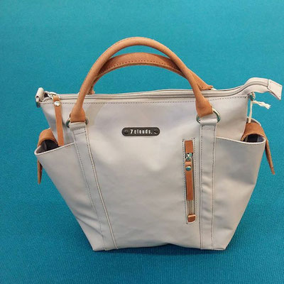 7clouds shoulderbag Jelena 7.1 grey