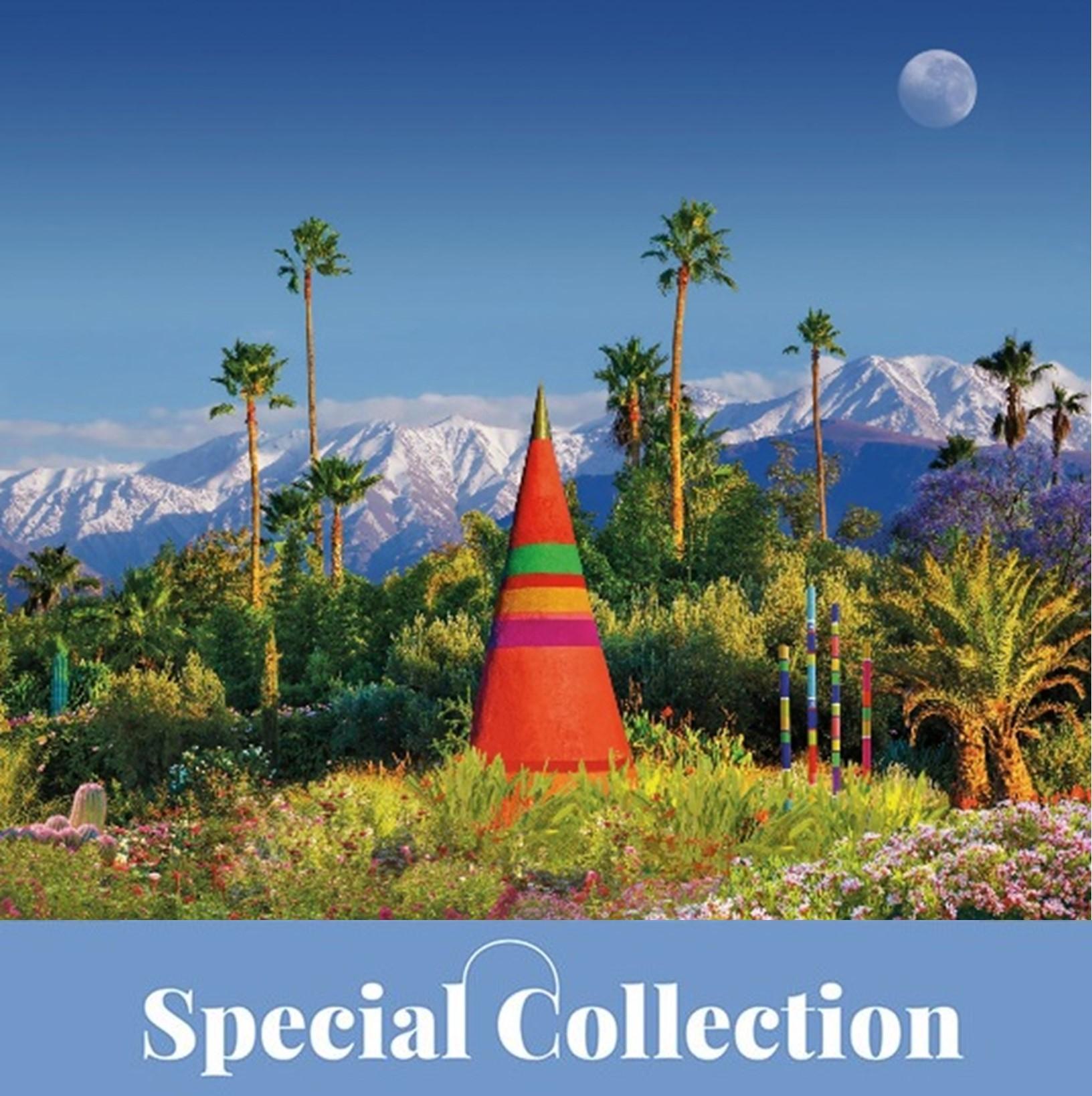 Special Collection: Gartenreise Marrakesch und ANIMA Garden
