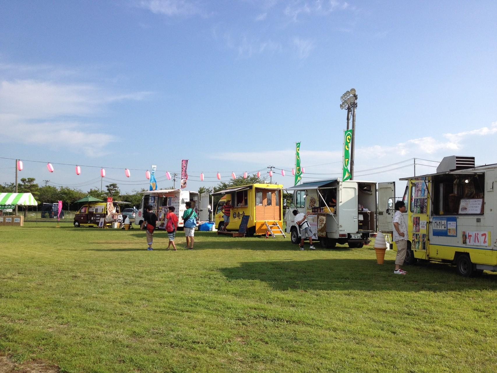 アルプス電気夏祭り