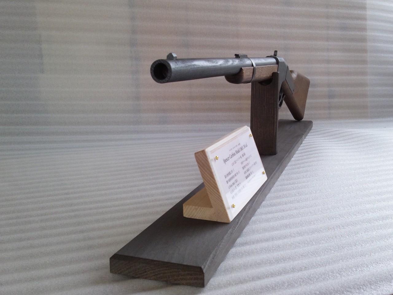 スペンサー銃の3方向画像