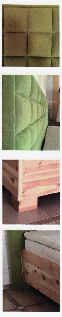 Dekostoff in vielen verschiedenen Farben erhältlich.