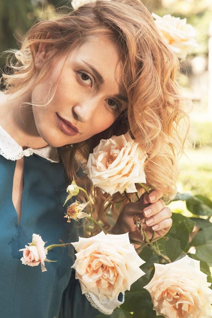 FOTO: Lerry Lee Ingram  ABITI: Marina Ryabova