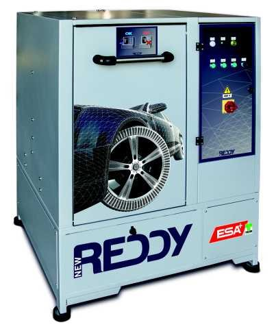 Radwaschmaschine