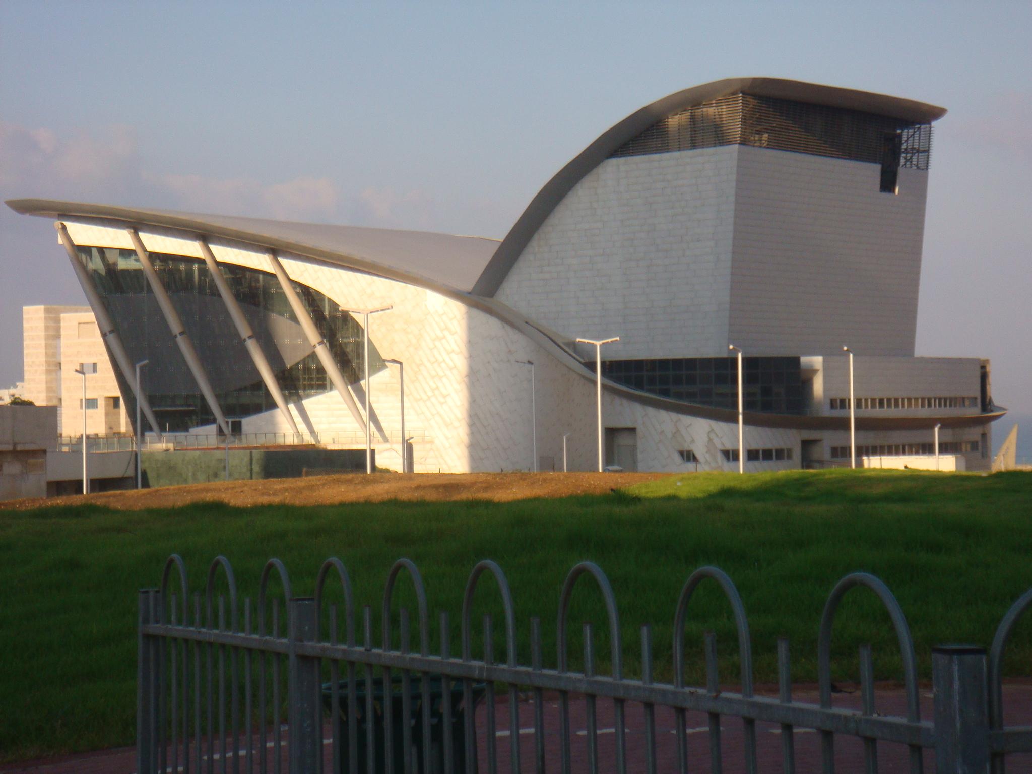 Le palais des arts et de la Scène