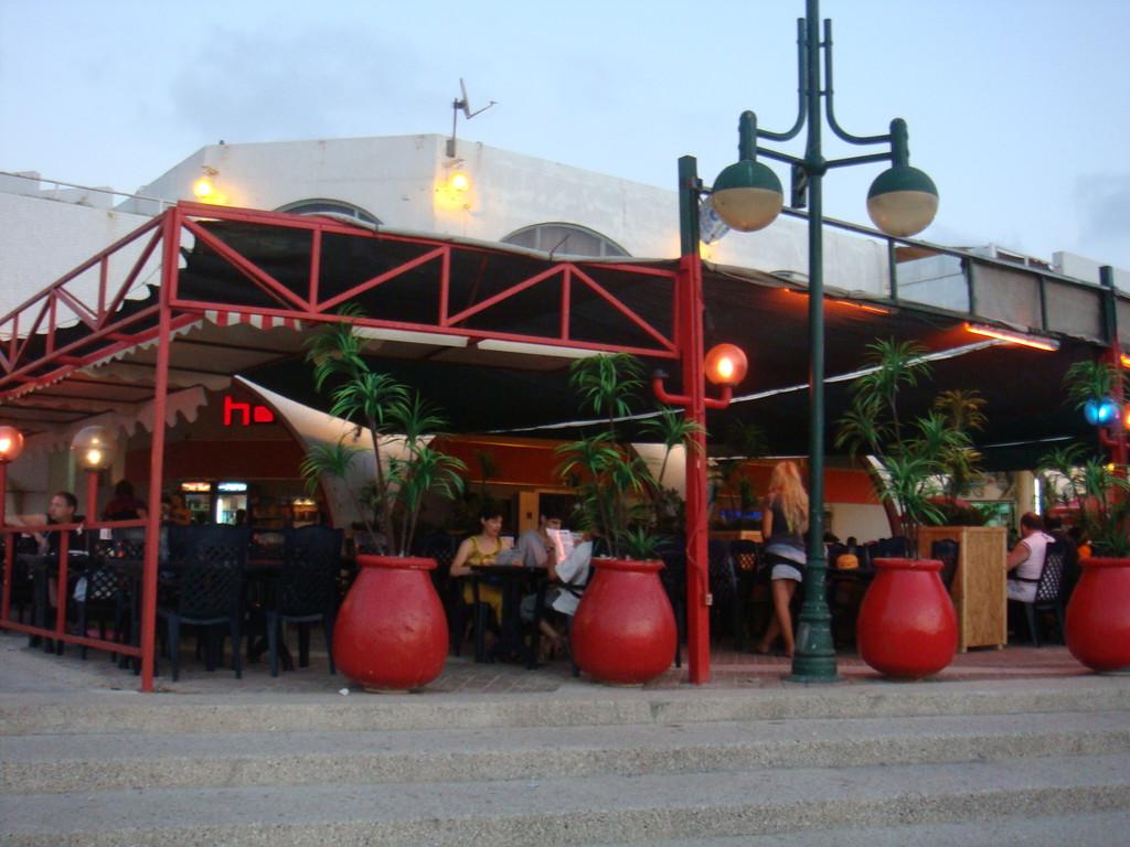 Café restaurant HORIZON