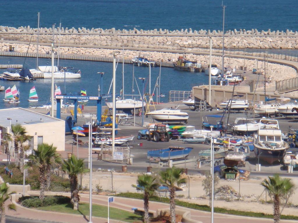 La marina d'Ashdod