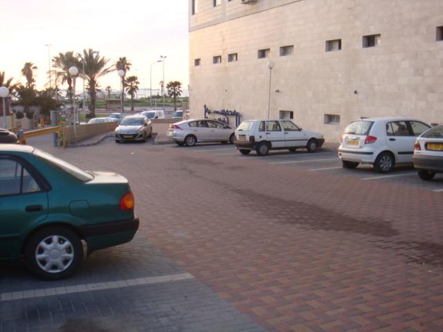 Martin Bubber parking
