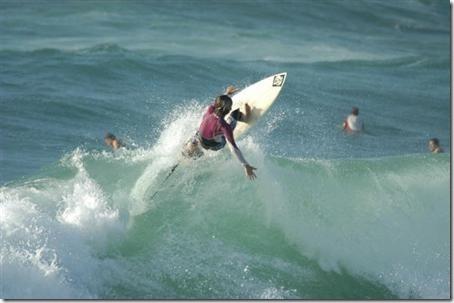Surfing à Ashdod
