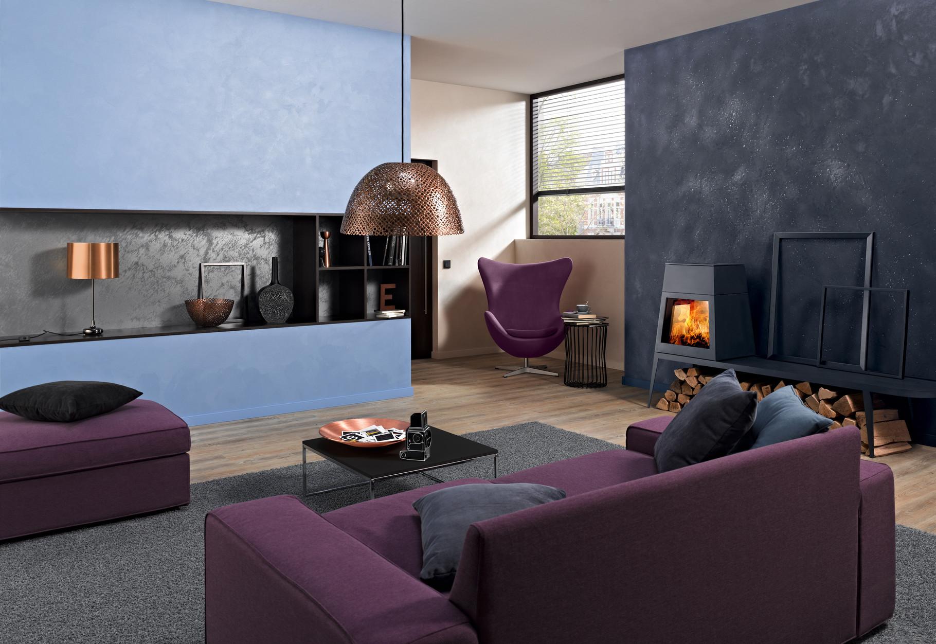 schöne Wände - Wohnzimmer
