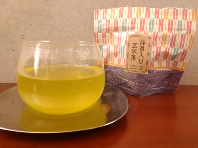 (株)たていし園さんの「抹茶入玄米茶ティーパック」