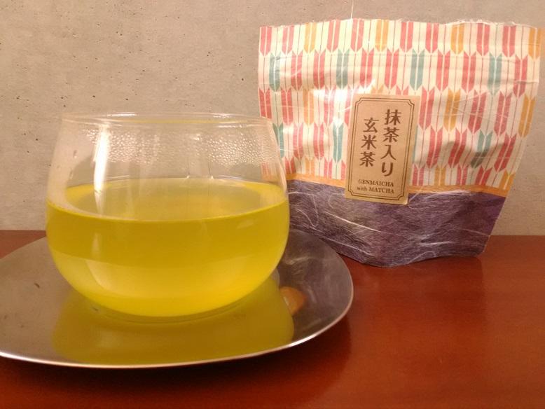 株式会社たていし園さんの「抹茶入玄米茶ティーパック」
