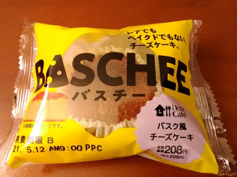 株式会社ローソンさんの「BASCHEE(バスチー)バスク風チーズケーキ」
