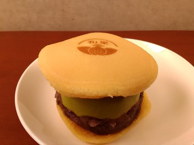 和かろん。専門店 和果 堺店さんの「抹茶あんこ」