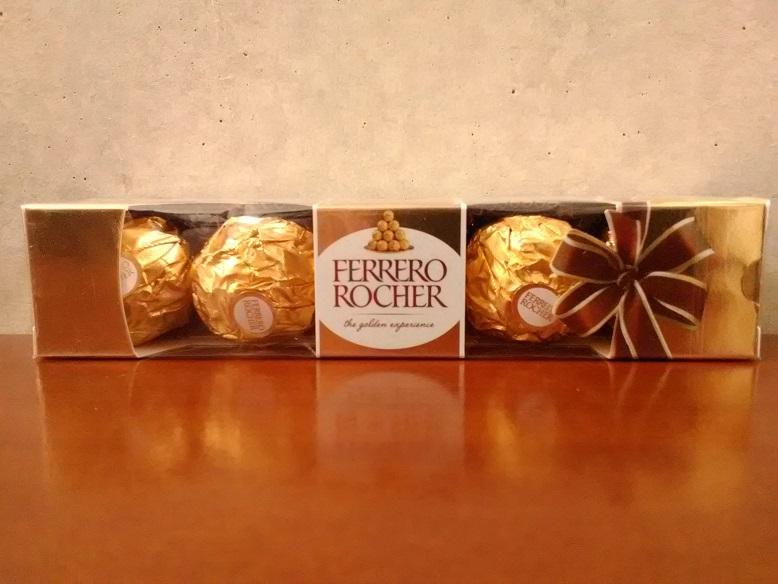 日本フェレロ株式会社さんの「FERRERO ROCHER Tー5」