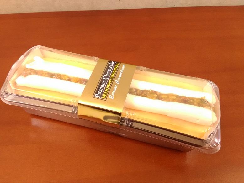 株式会社成城石井さんの「イタリア産  シチリアレモンの  チーズケーキ」