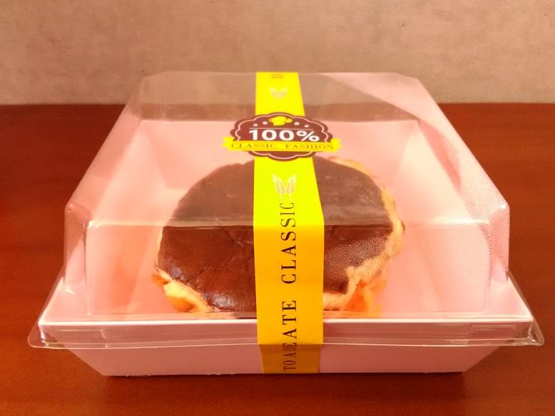 台湾カステラ 四季堂さんで「バスクチーズケーキ」