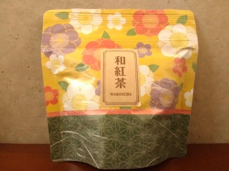 (株)たていし園さんの「和紅茶」