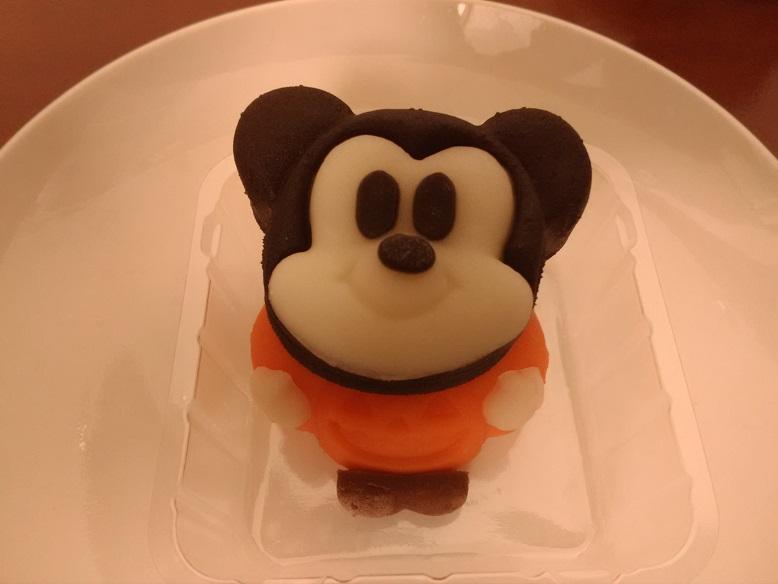 株式会社バンダイさんの食べマス「Disney ハロウィンミッキーマウス(カスタード味)」