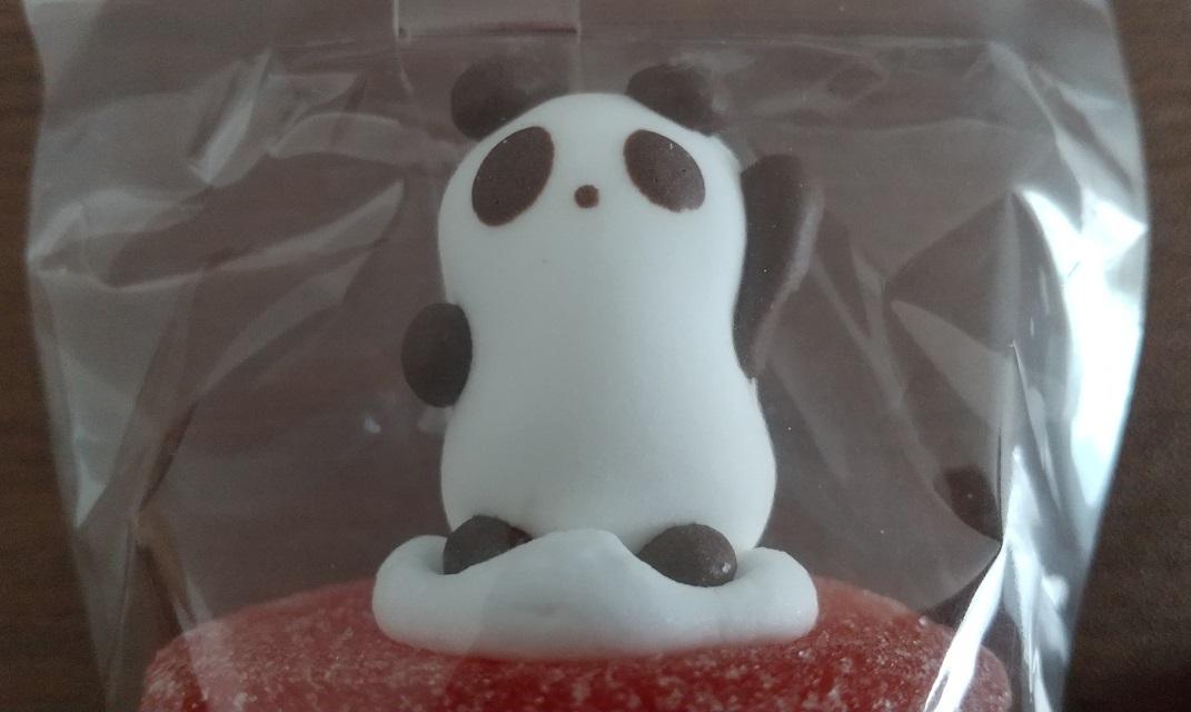 森永製菓さんの「パンダース ロリポップ」