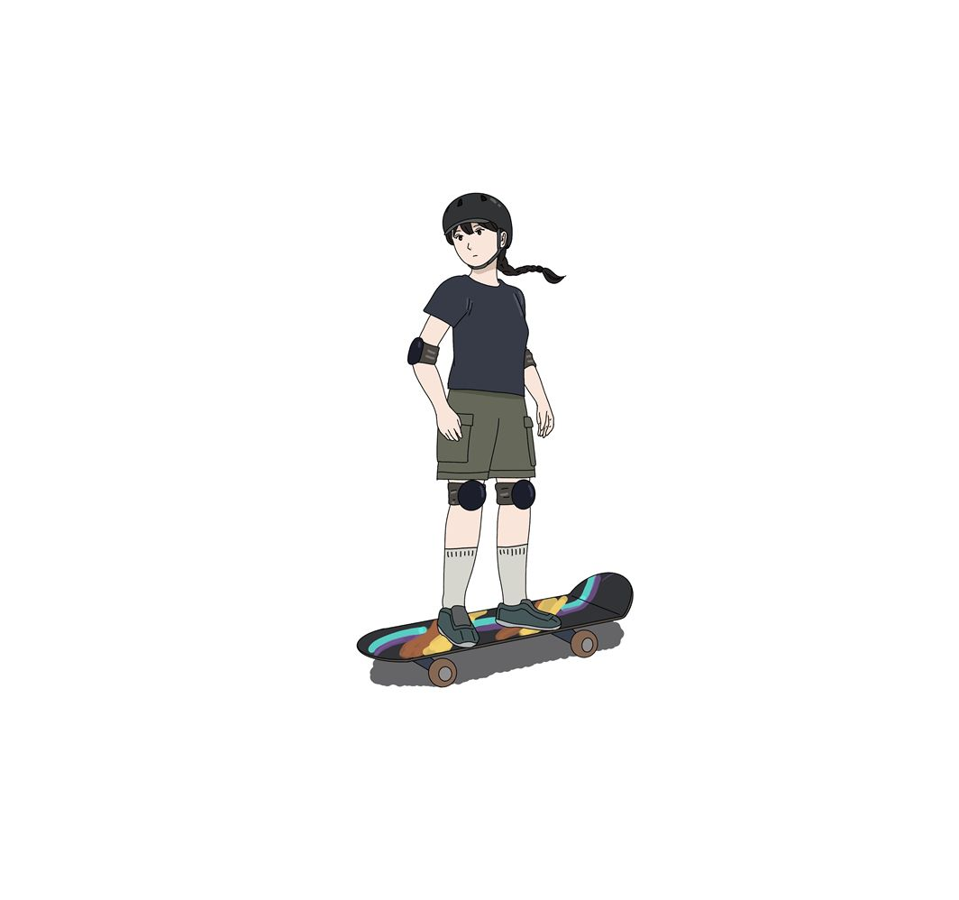 板橋駅 トランクルーム トランクルーム使い方色々 ~スケートボード~