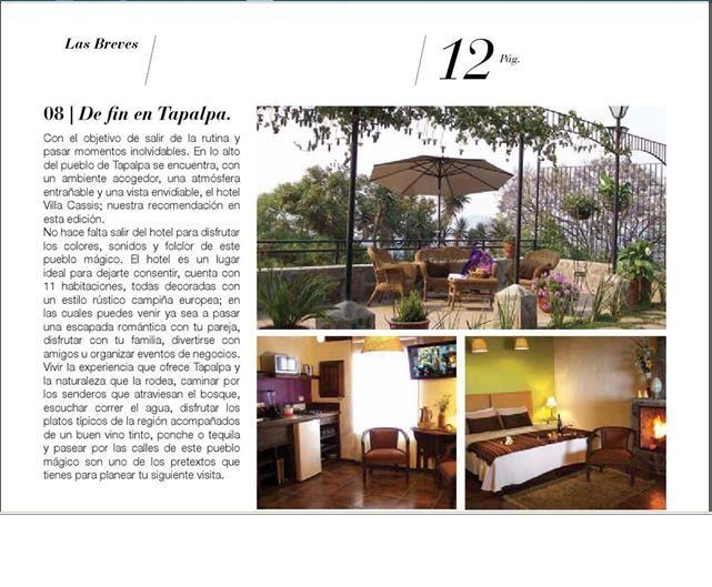 Tour Magazine Séptima Edición Mar-Abr 2013