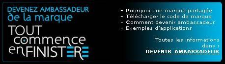 Tout commence en Finistère, avec les Deuches du Bout du Monde ........ pourquoi pas vous ?