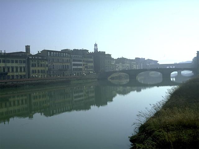 Firenze - l'Arno