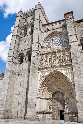 Avila - Cattedrale
